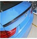 Sport Style Refinement Carbon Fiber Rear Diffuser
