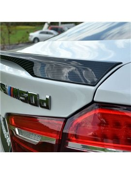 Popular Carbon Fiber Trunk Rear Boot Lip Spoiler
