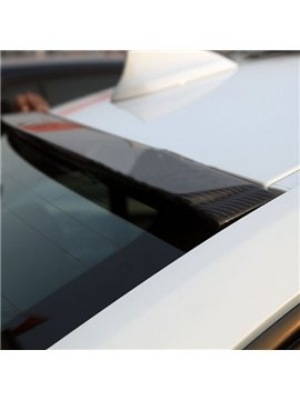 Domineering Wide Carbon Fiber Material Roof Spoiler