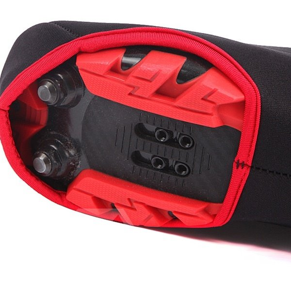 Outdoor Unisex SBR Windproof Cycling Long Shoe Cover