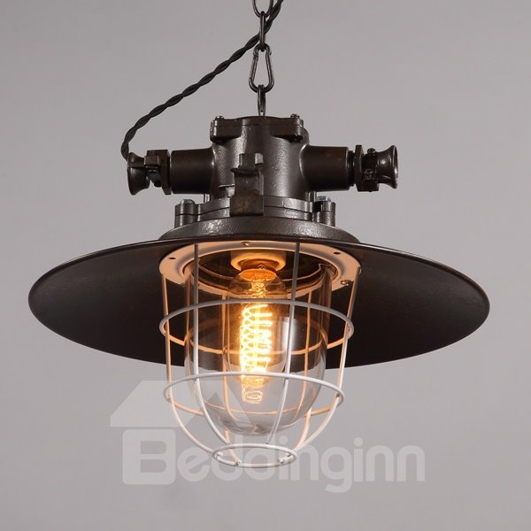 Colorful Iron Decorative Chain Pendant Light