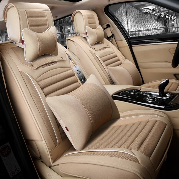 Simple Classic Cozy High-Grade Very Soft Universal Car Seat Cover
