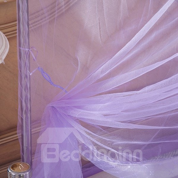 Exclusive Metal Steel Frame Box Mosquito Net