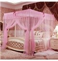 Gorgeous Metal Steel Frame Box Mosquito Net