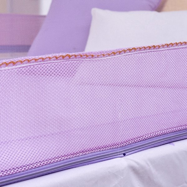 Beautiful Solid Color Lightweight Canopy Mosquito Net