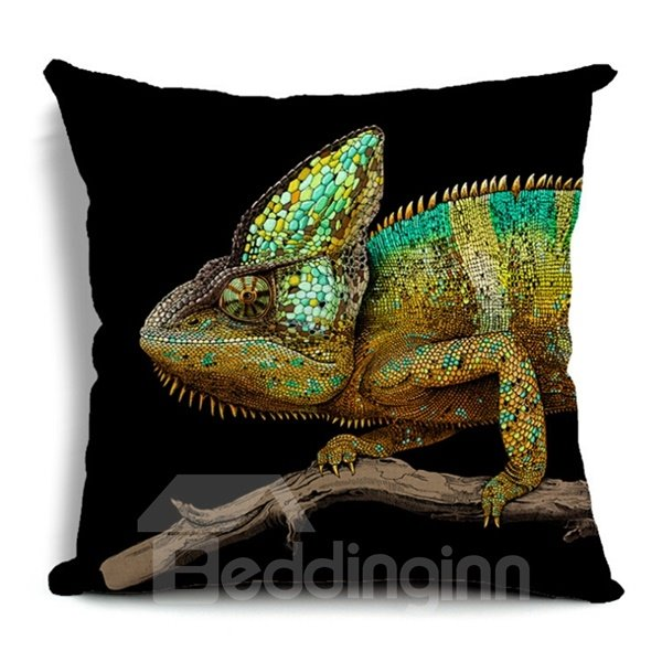 Ethnic Style Animal Print Throw Pillow Case