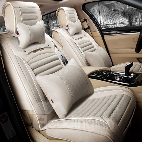 Attractive Special Eco-Friendly Material Universal 7-Seater Car Seat Cover