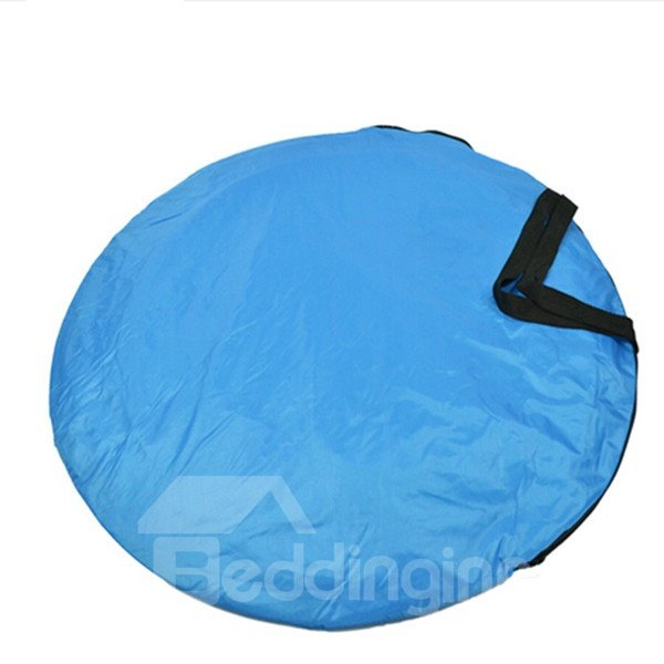 Outdoor 2-Person UV-Protection Light Weight Round Automatic Instant Camping Tent