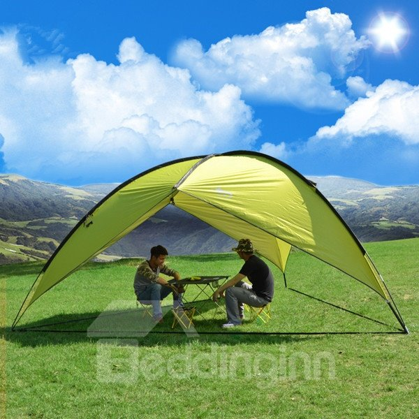 5-8 Person Outdoor UV-Protection Camping Shade Tent