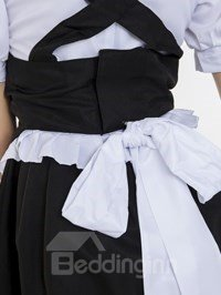 Lovely And Saucy Maid Modeling Cosplay Costumes