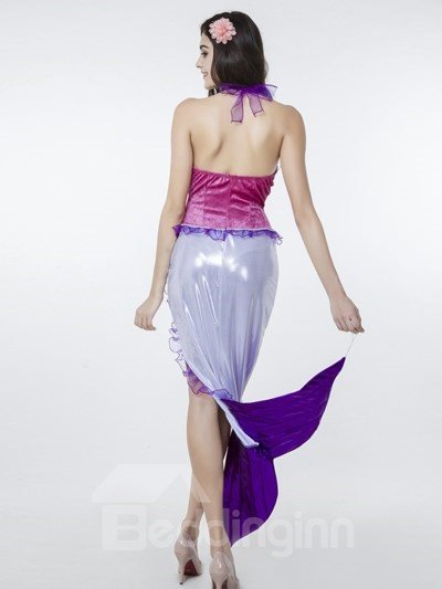 Vivid Beautiful Mermaid Clothing Design Cosplay Costumes