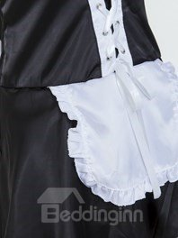 Attractive Maid Style Popular Special Size Cosplay Costumes