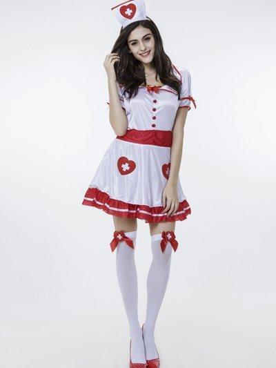 Sexy Temptation Nurse Uniform Design Cosplay Costumes