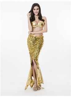 Beautiful And Sexy Mermaid Design Charming Cosplay Costumes