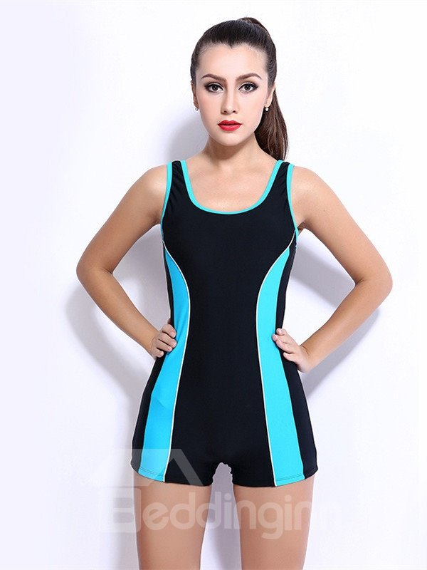 Female Streamline with Free Wire and Falsies Tankini