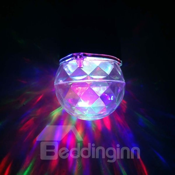 Amazing Plastic Multicolor and White Color Changing Projection LED Light