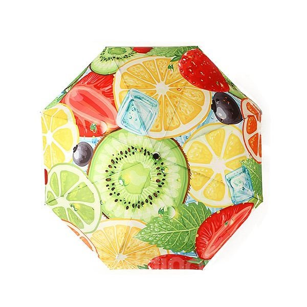 Vivid Three Patterns for Choose Personal Umbrella