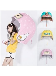 Lovely Unique Style Three Patterns for Choose Personal Umbrella