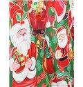 Christmas Style Santa Claus Pattern 3D Painted Hoodie