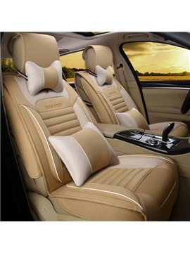 Textured Durable And Most Fashioal Universal Five Seven Car Seat Cover