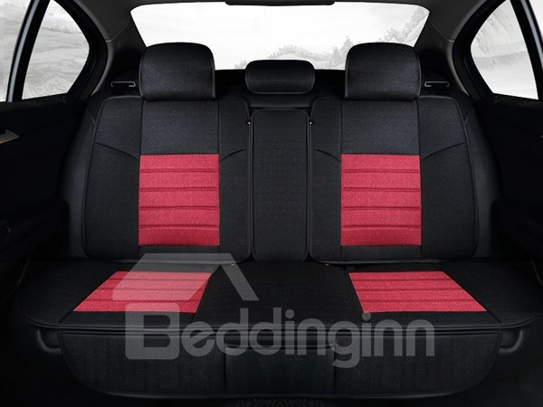 Classic Fashion Design With Eco-Friendly Material Universal Five Seven Car Seat Cover