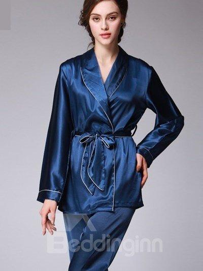 Elegant And Charming Lace Design Popular Pajamas