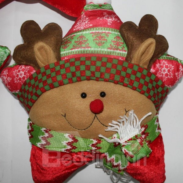 Lovely Festival Christmas Decoration Three Patterns Pillow