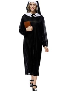 Holy Nun Goddaughter Decoration Elegant Cosplay Costumes