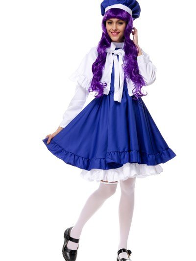 Beautiful Maid Cloth Design With Special Decoration Cosplay Costumes
