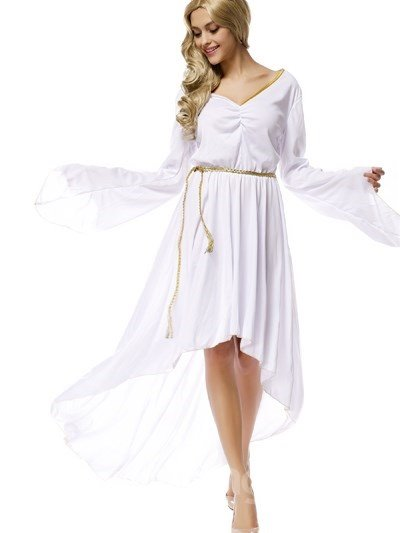 Bright Sober Fairy Princess Modeling Attractive Cost-Effective Cosplay Costumes