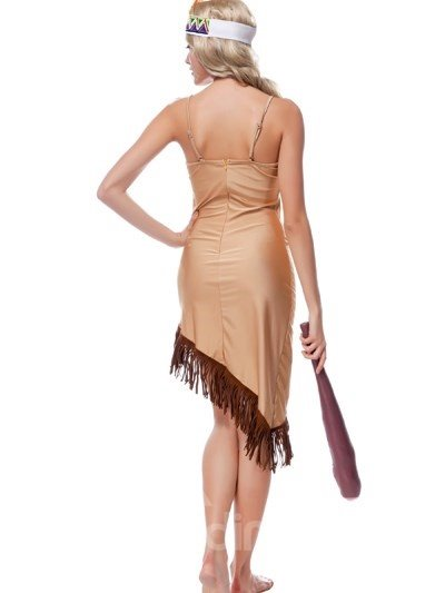 Savage Wilderness Modeling Bohemia Style Creative Cosplay Costumes