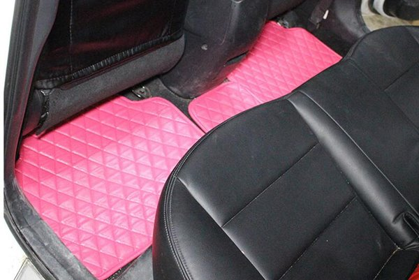 Easy Clean Dust-Proof And Anti-Dirt Popular Fashion Universal Car Carpet
