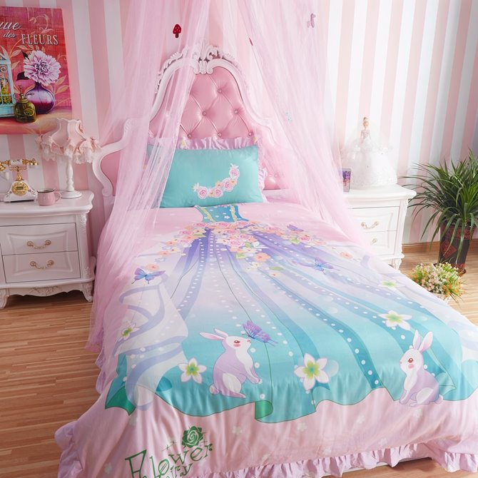 Magic Fairy Dress Duvet Cover