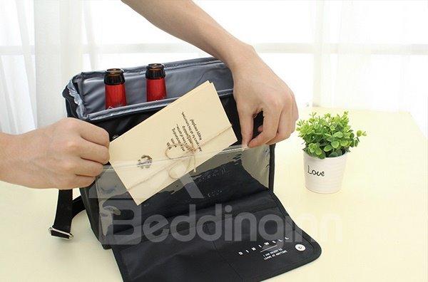 Multifunction Ipad Shoulder Pouch Insulation Popular Backseat Organizer