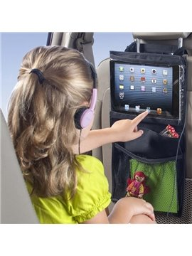 New Fashion Popular Easy Use Ipad Children Backseat Organizer