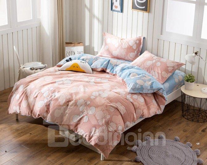 Special Design Fancy Cotton 4-Piece Duvet Cover Sets