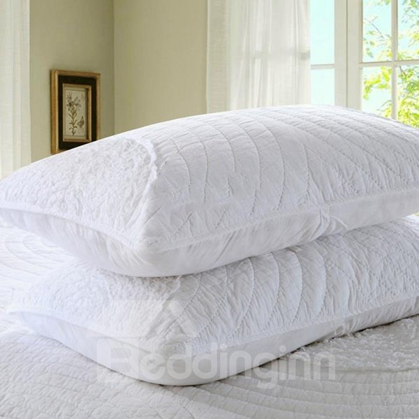 Ultra Soft Solid Color Cotton 3-Piece Bed in a Bag