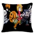 Lovely Halloween Design Cotton Throw Pillow Case
