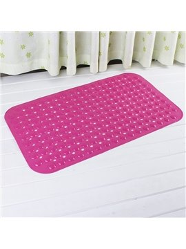 Rose Non-Slip Bath and Shower Mat Featuring Powerful Gripping Technology