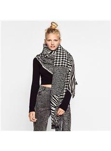 Fashion Lady Warm Long Large Winter Autumn Cashmere Popular Scarves