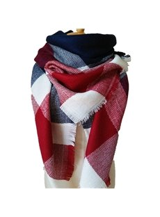 Good-looking Fashion Women's Scarve Soft Cashmere Large Square Scarves