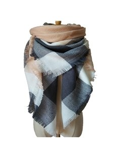 New Winter Super Large For Women Amazing Warm Square Scarves