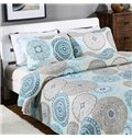 Excellent Medallion Print Cotton Bed in a Bag