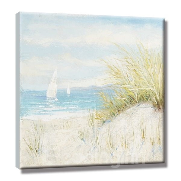 Simple Style Natural Scenery Pattern None Framed Oil Painting