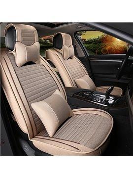 New Unique Light Contrast Color Design Easy Breathable Universal Car Seat Cover