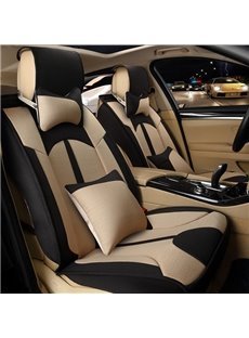 Unique Depression Type Three-Dimensional Side Design Good Permeability Universal Car Seat Cover