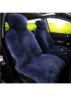 New Comfortable And Soft Lambswool Warm Fashion Car Seat Cover