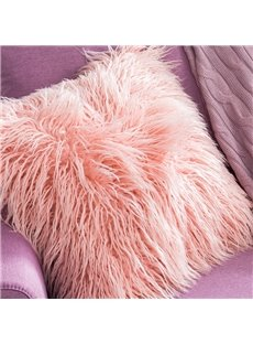 Cozy and Comfy Plush Decorative Throw Pillow