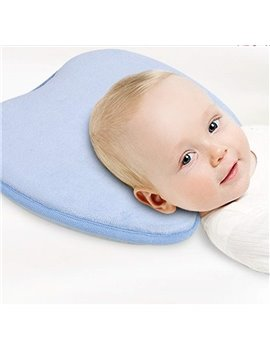 Super Soft Memory Foam Pillow Prevent Flat Head Baby Pillow