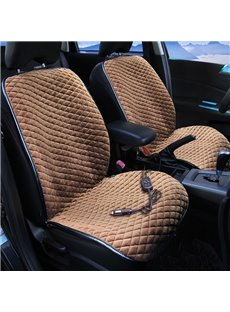 Fashion Fast Heating And Waterproof Universal Single Warm Winter Car Seat Mat
